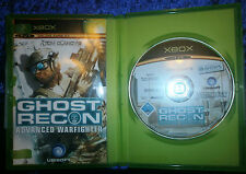 Ghost Recon Advanced Warfighter 2006 UBISOFT XBOX SPARA