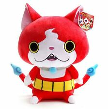 Yokai Youkai Watch Jibanyan Doll Plush 11.81inch Red Toy Japan Animation