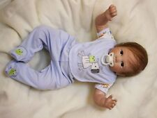 """Realistic Reborn Dolls Real Life like Babies Gifts Toy Newborn Baby Dolls 20"""""""