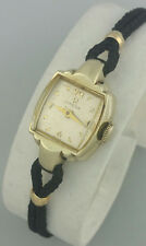 VINTAGE OMEGA 14K GOLD FILLED LADIES COCKTAIL DRESS WRIST WATCH – CAL 243