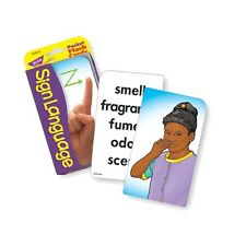 Sign Language Flash Cards Speech Therapy ABA Special Needs Autism