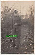 Foto Ak Schweizer Soldat Armbinde Tschako 23 Regiment Swiss Lugano 1 Wk IWW !