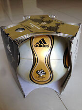 TEAMGEIST FINAL BERILIN FIFA WORLD CUP 2006 GERMANY OFFICIAL MATCH BALL NEW
