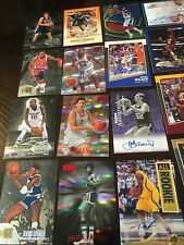 2013-14 NBA BASKETBALL FLEER RETRO LOT - HIGH BOOK VALUE