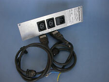 Jobo ATL 2200 Part 10131 Main Power Panel with Cables - (MH)