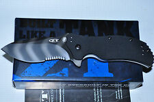Kershaw Zero Tolerance 0350TSST Tiger Stripe G10Handle Speedsafe Flipper Knife