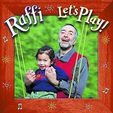 Let's Play 2002 by Raffi Ex-library