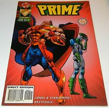 1996 MALIBU COMICS ULTRAVERSE PRIME #9 DIRECT EDITION ~ UNREAD ~ GREAT CONDITION