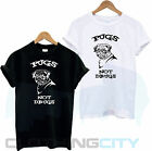PUGS NOT DRUGS RUSSELL HOWARD DOG CUTE PUPPY FACE ANIMAL LOVERS T SHIRT Top Tee