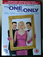 Renee Zellweger Kevin Bacon MY ONE AND ONLY ~ 2009 Romantic Comedy | UK DVD