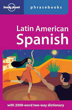 Latin American Spanish by Lonely Planet Publications Ltd (Paperback, 2003)