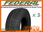 235 / 70 / R16 FEDERAL A/T ALL TERRAIN TYRE 4WD / SUV / LT AWESOME QUALITY