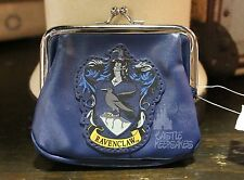 Wizarding World Of Harry Potter Ravenclaw Coin Purse Blue Universal New
