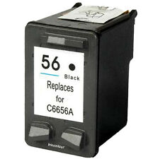 Non-OEM Replace For HP 56 DeskJet 5145 5150 Black Ink Cartridge