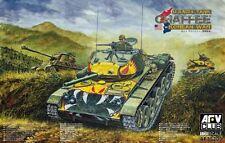 AFV Club 1/35 Scale M24 Chaffee Tank Korea War Version Plastic Model Kit AF35209