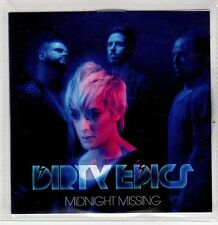 (ER448) Dirty Epics, Midnight Missing - DJ CD