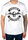 Official Avenged Sevenfold Moto Seal T-Shirt Recurring Nightmare Death New Merch