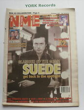 NEW MUSICAL EXPRESS NME - October 19 1996 - SUEDE / VIC & BOB / BEAUTIFUL SOUTH