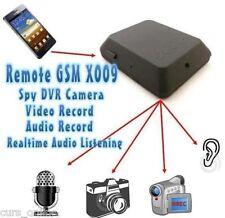 Microspia Ambientale GSM X009 con Registrazione Audio, Video, Foto e Chiamate