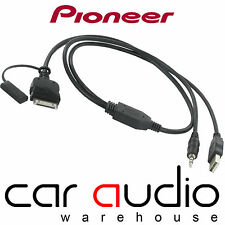 CT29IP07 Pioneer CD-IU50V AV Screen or Car Stereo Replacement iPod iPhone Cable