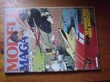 $$w Revue modele magazine N°365 gyroscopes  Safari 2000  Verso  Optima