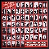 Saga - The Beginners Guide To Throwing Shapes ( CD 2003 ) NEW / SEALED