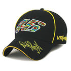 Fashion Racing Motogp Valentino Rossi Large 46 Helmet Baseball Hat Peaked Cap