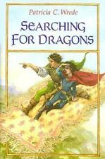 Searching for Dragons: The Enchanted Forest Chronicles, Book Two-ExLibrary