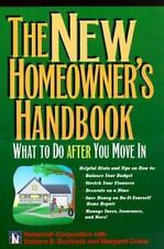 The New Homeowner's Handbook: What to Do After You Move in-ExLibrary
