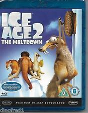 Ice Age 2 - The Meltdown (Blu-ray, 2006) NEW SEALED