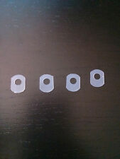 CISS parts: 4 pcs of silicon washer seal pad for Canon HP ink system Free ship
