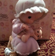 1990 Precious Moments You Are A Blessing To Me Pm-902 Special Edition Figurine