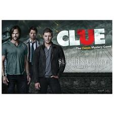 NEW CLUE The Classic Mystery Board Game: Supernatural Collector Edition 6TB7zd1