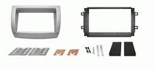 PHONOCAR 03555 Kit di fissaggio per autoradio Doppio DIN argento LANCIA Ypsilon