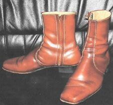Elvis Presely Original Brown Boots from Hillcrest House 1969