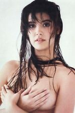 "Phoebe Cates 4""x6"" wet hands on breasts picture photo 4""x6"" busty portrait r"