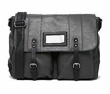 New French Connection Messenger Satchel Bag School Gym Office RRP £70.00
