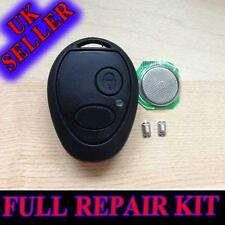 LAND ROVER DISCOVERY 1 & 2 TD4 TD5 TDI MG REMOTE FOB KEY CASE REPAIR KIT LR2
