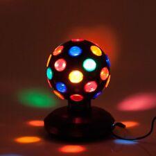 palla discoteca lucine colorate anni '80