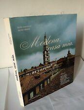 Beppe Zagaglia/Urbini,MODENA,CASA MIA,'83[storia locale,fotografia,Ferrari,Freni