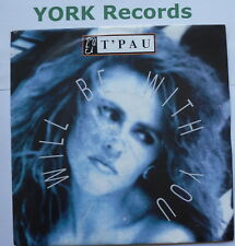 "T'PAU - I Will Be With You - Excellent Condition 7"" Single Siren SRN 87"