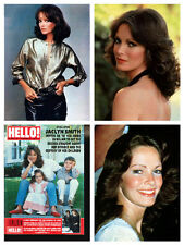 Jaclyn Smith HUGE collection over 850 photos clippings & magazine articles