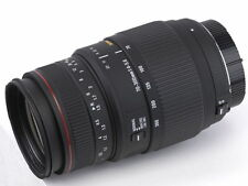 Sigma 70-300mm F/4-5.6 DG Apo Macro Japan Make Lens For Nikon Cameras