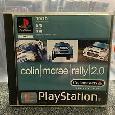 Colin MCRAE RALLY 2.0 PLAYSTATION 1 PLUS LIBRETTO