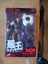 FIST OF THE NORTH STAR, Raoh. Kaiyodo Xebec Toys 200X Figure MISB