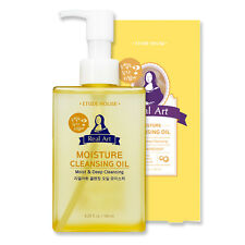 [ETUDE HOUSE]  Real Art Cleansing Oil 185ml #Moisture / for dry skin