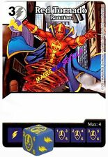 062 RED TORNADO Rannian -Common- JUSTICE LEAGUE - DC Dice Masters