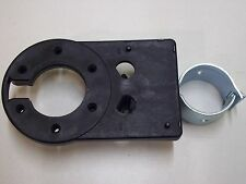 swanneck clamp on Towbar single socket mounting plate,caravan/ trailer ,camping