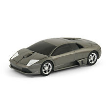 Road Mice Lamborghini Murcielago Car Wireless Computer Mouse - Grey