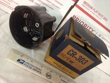 Chrysler distributor cap,  NORS.  For 60's to 80's.    Item:  6136